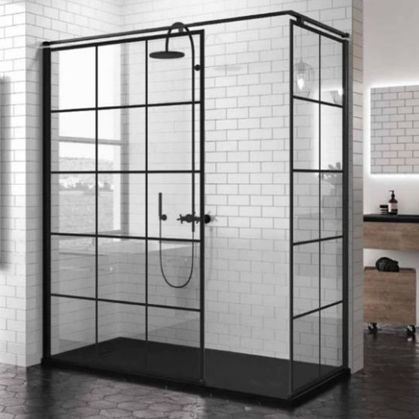 novellini-kuadra-walk-in-black-retro-kabina